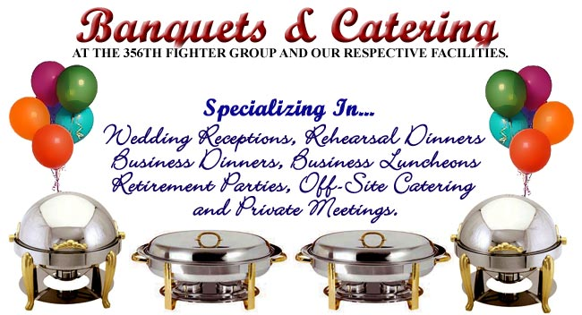 Banquets specializing in Wedding Receptions, Dinners, Business Luncheons, and More!