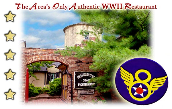 The Area's Only Authentic WWII Restaurant